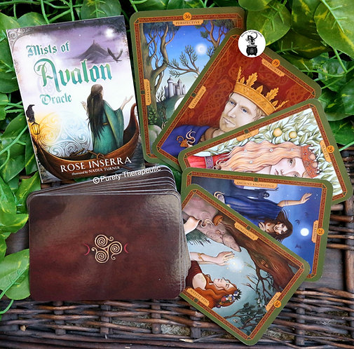 Mists_of_Avalon_Oracle_Cards_Rose_Inserra