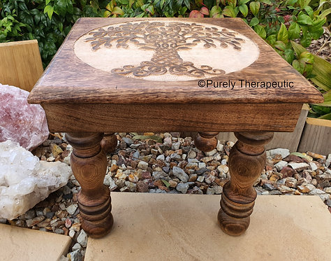 Tree of Life Altar Table