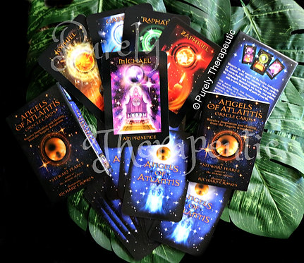 Angels of Atlantis Oracle Cards Decks
