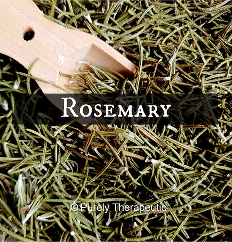 Rosemary spell protection