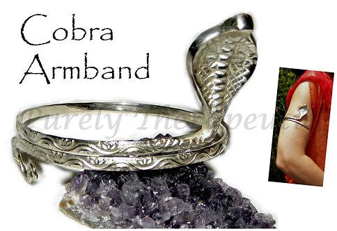 Cobra Snake Armband Bracelet
