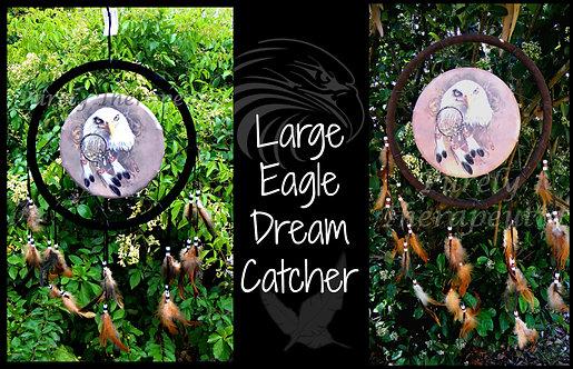 Eagle Dream Catcher