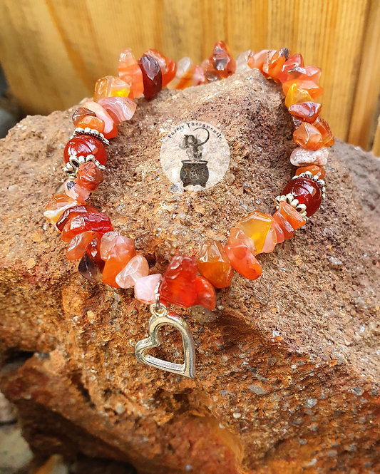 Carnelian_Gemstone_bangle