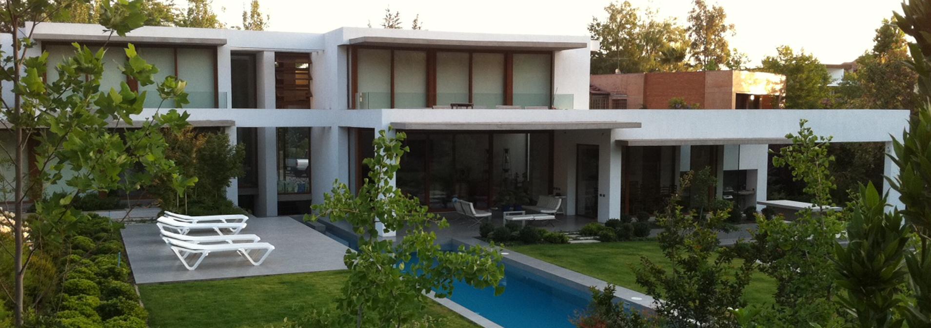 Casa LV, Vitacura, Santiago