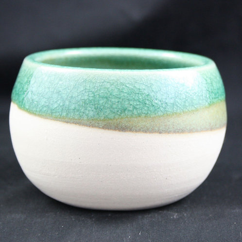 Celadon Green Pot