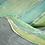 Thumbnail: Green Silk Scarf