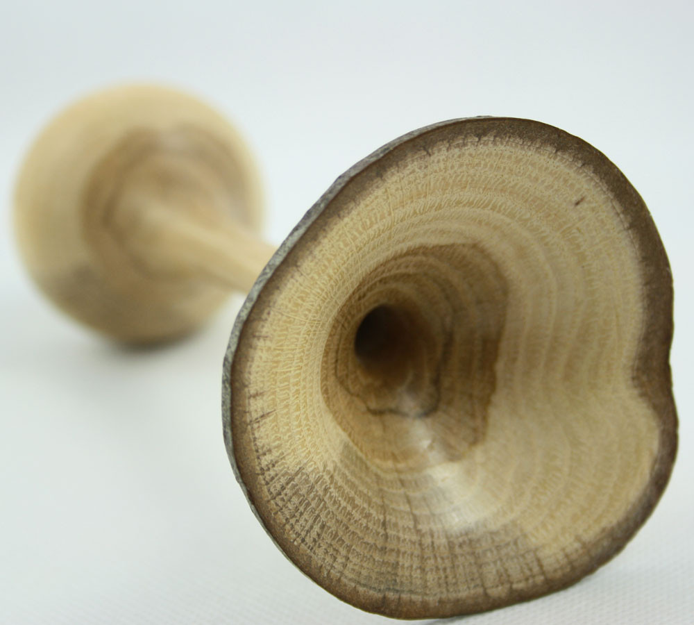 One of Simon's woodturned pieces