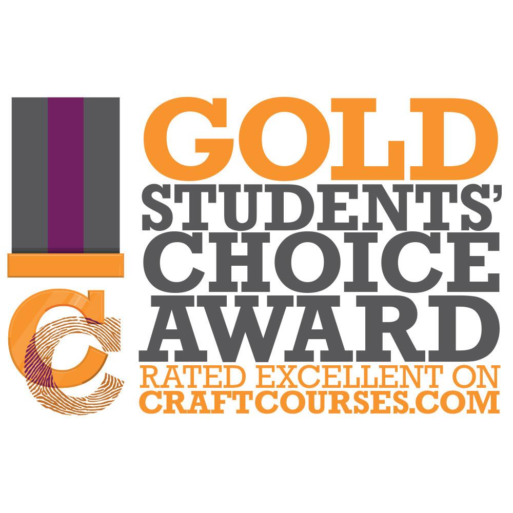 Got gold with craftcourses.com
