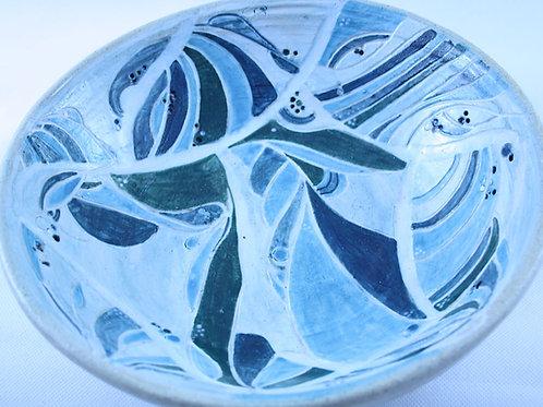 Large Seascape Bowl