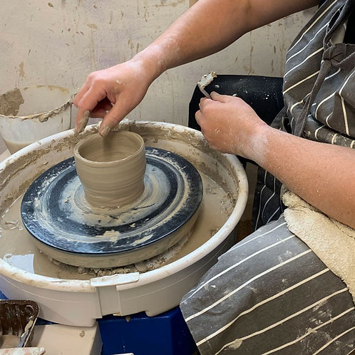 1-person 1-day Pottery Tuition for Beginners