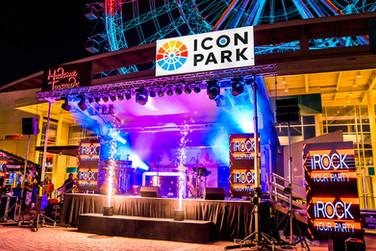 ICON Park NYE 2020