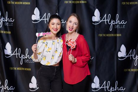 Alpha Belle Launch Party