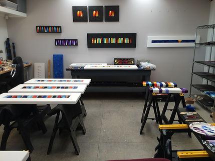 Inside Artist Greg Joubert's Personal Studio