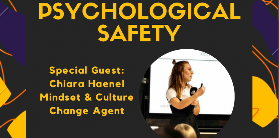 Psychological safety for Cloudinary