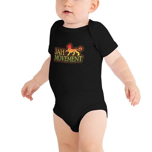 Jah Movement Infant Bodysuit 3-6mths