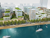 Waterfront complex in theSouth Bronx