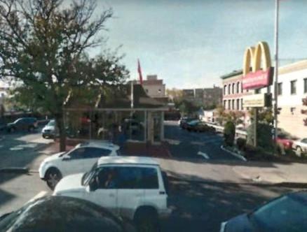 Third Avenue McDonald's Site