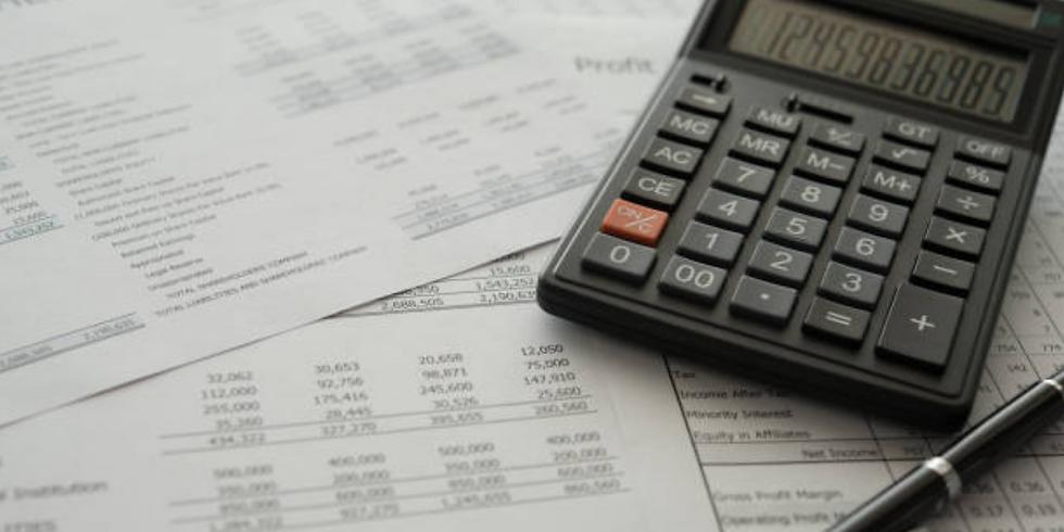 How to Get Bonded/ Understanding Your Financial Statement Cash Flow Analysis