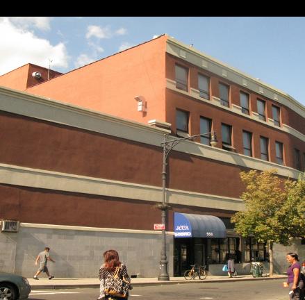 SoBro Headquarters – 555 Bergen Avenue
