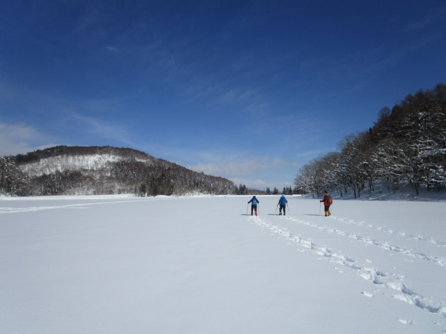 Snow Shoe lake hike