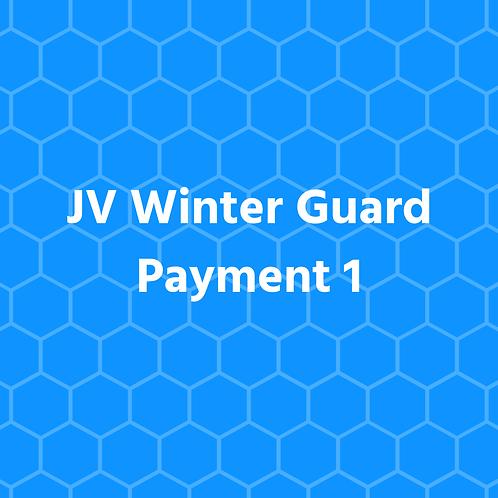 JV Winter Guard - Payment 1