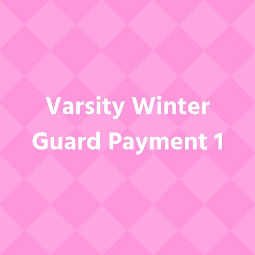 Varsity Winter Guard - Payment 1
