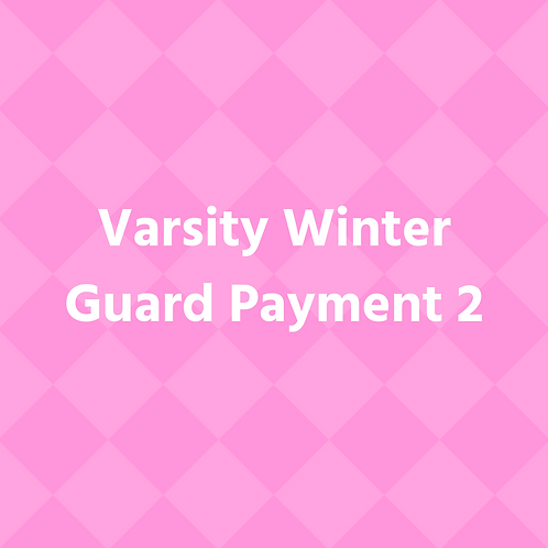 Varsity Winter Guard - Payment 2