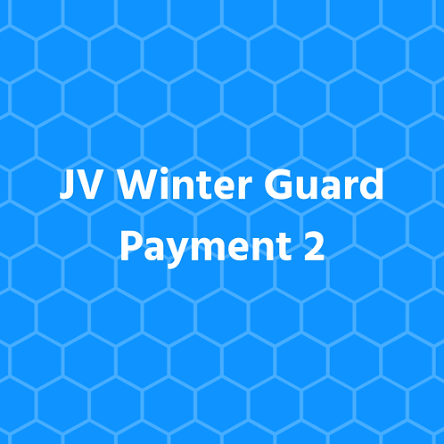 JV Winter Guard - Payment 2