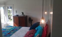 Vintage bedroom lights