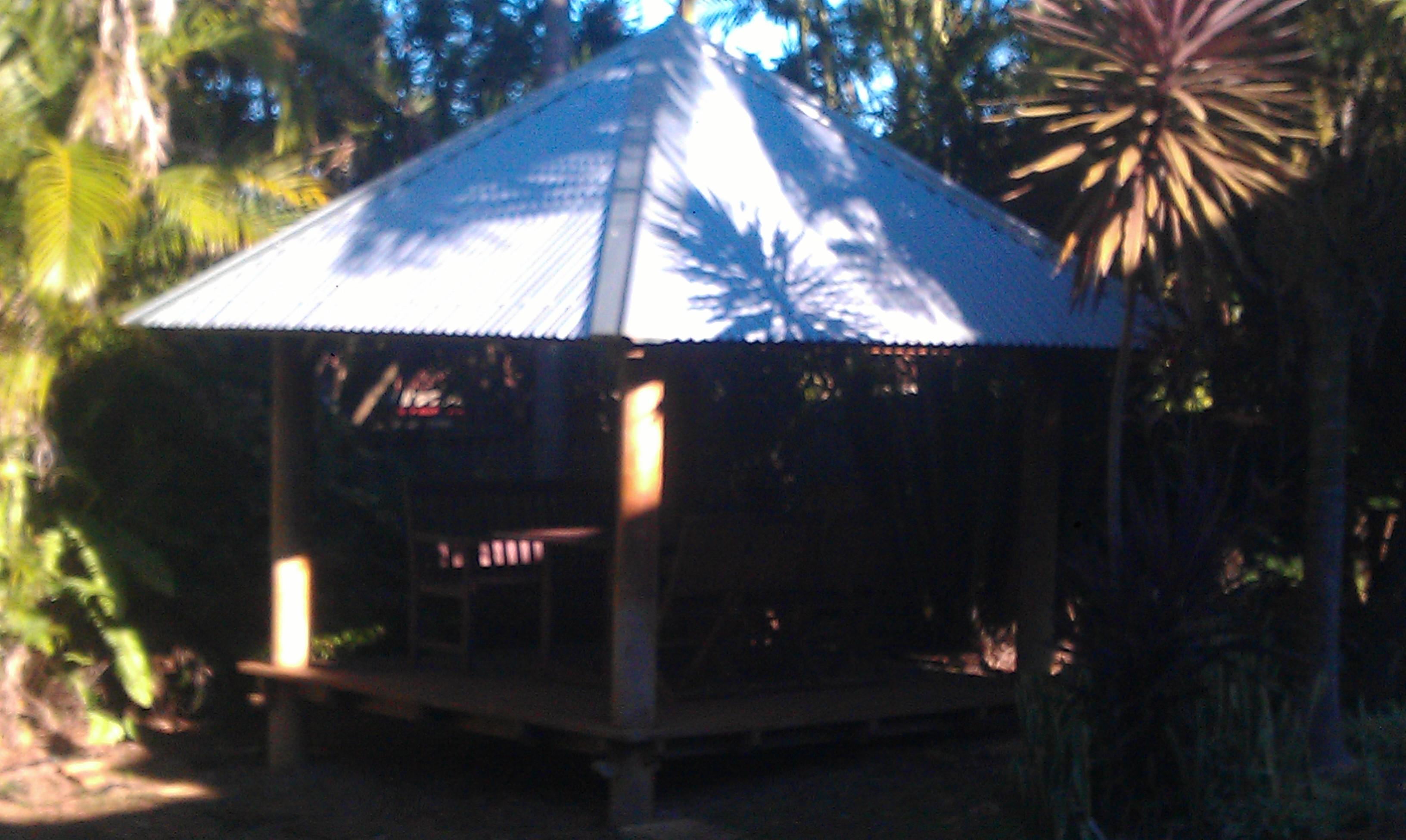 Gazebo oasis
