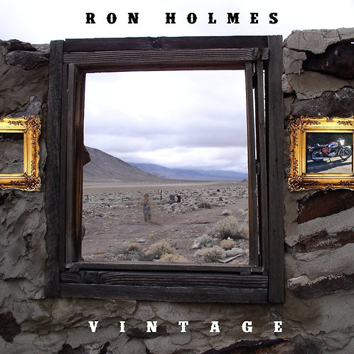 Ron Holmes - Vintage CD £5.00
