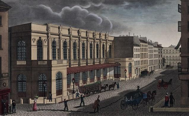 Paris, capitale de la musique au XIXe