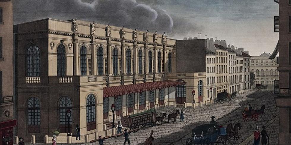 Paris, capitale de la musique au XIXe siècle