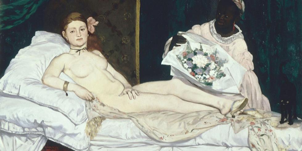 Edouard Manet, le premier moderne