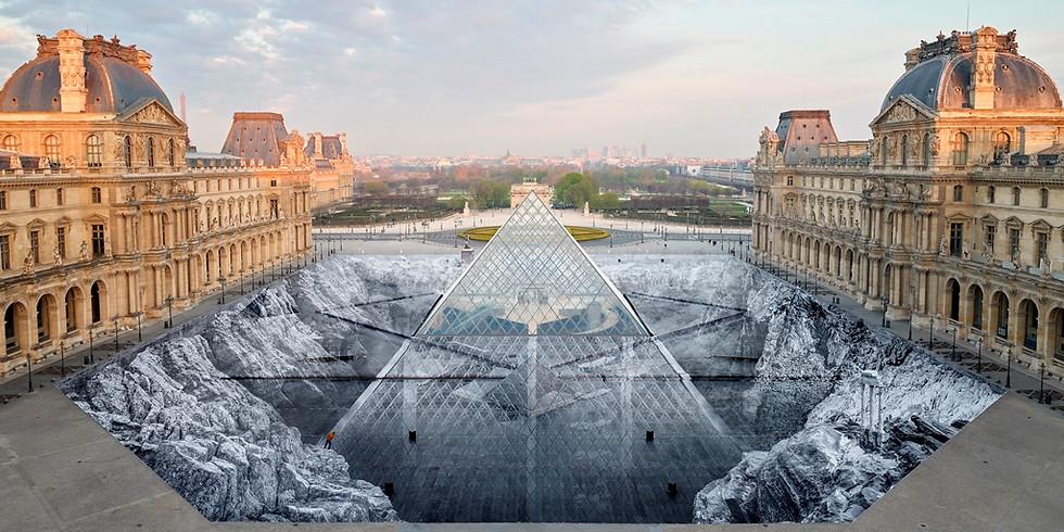 L'Art contemporain au Louvre