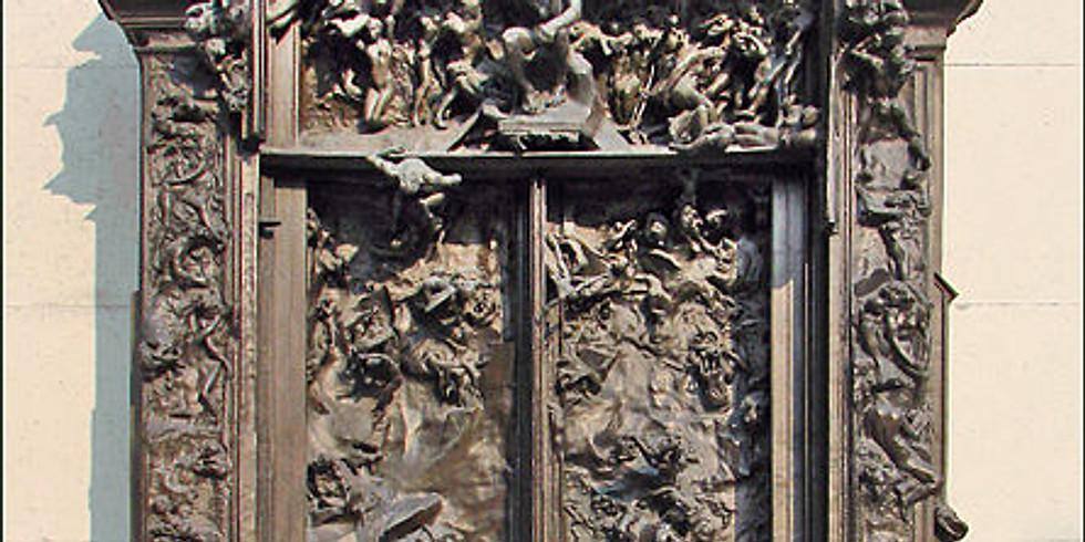 Cycle littérature: Les portes de l'enfer de Rodin