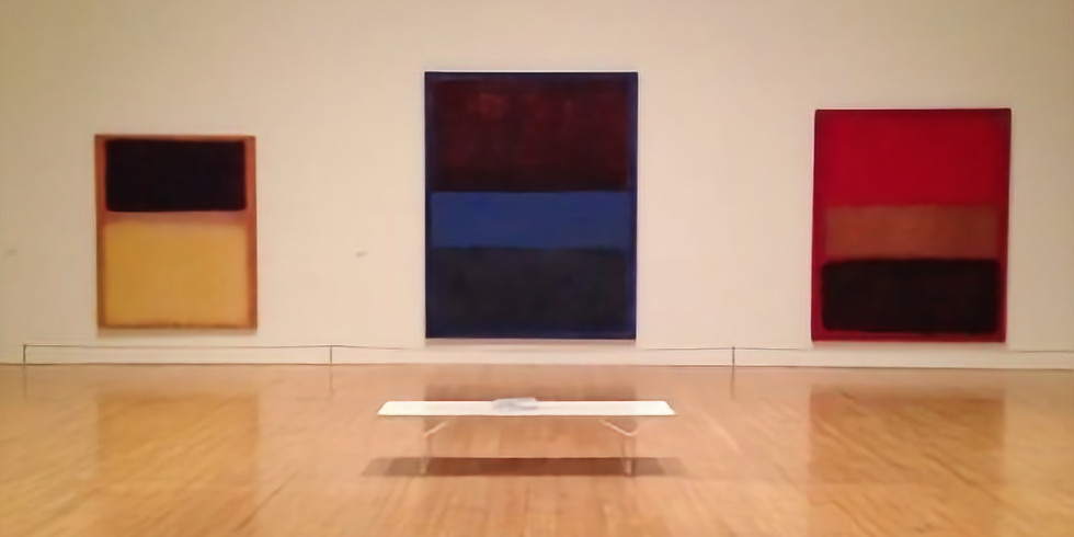 Rothko, la couleur au service de la spiritualité