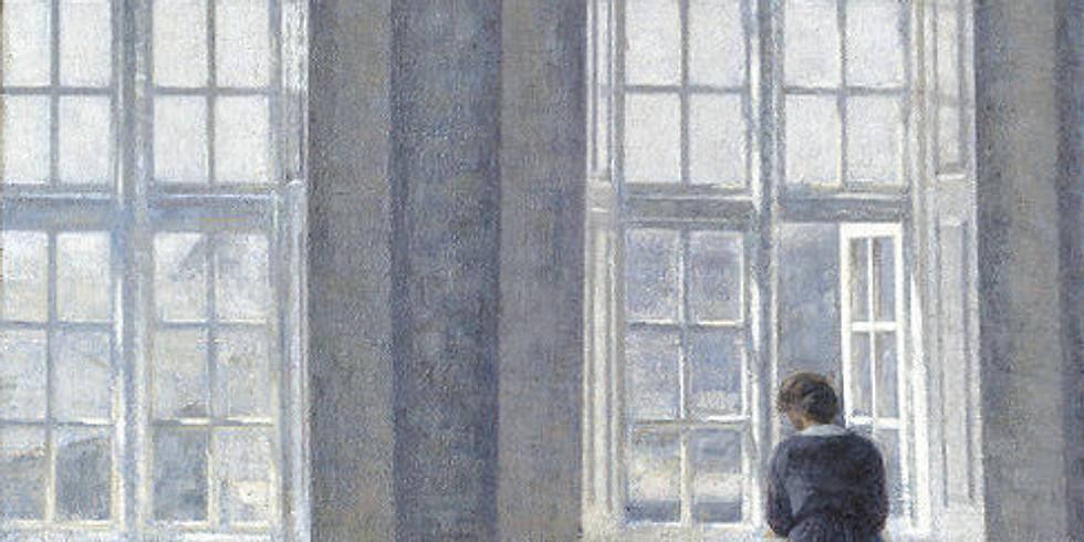 Hammershøi, la poésie intérieure