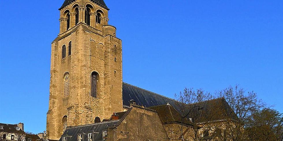 le quartier de Saint-Germain-des-Prés (visite guidée in situ)