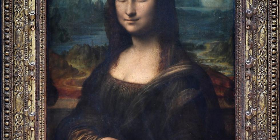 Chefs-d'oeuvre du Louvre (visite enfant ou famille)