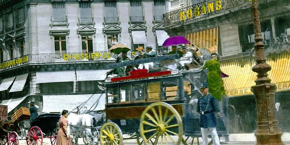 Les transports de Lutèce au Grand Paris