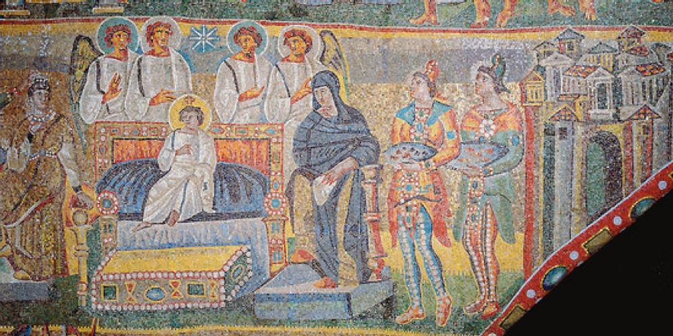 la Nativité et l'enfance du Christ dans l'art antique et médiéval