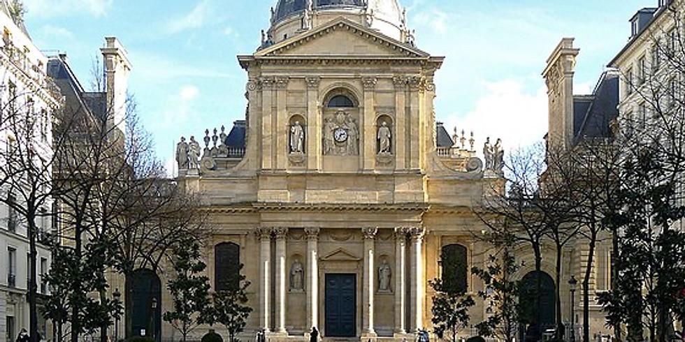 Le Quartier latin(visite guidée in situ) : une promenade entre jardins, vestiges romains, cafés et facultés.