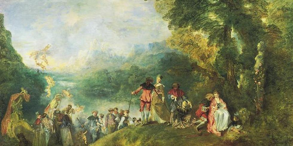 Watteau, le virtuose de l'amour