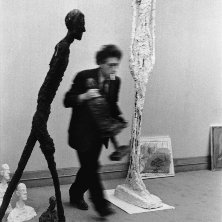 Alberto Giacometti: faire de la sculpture pour s'en débarrasser
