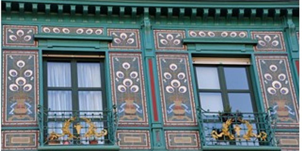 l'Art nouveau à Strasbourg (visite guidée in situ)