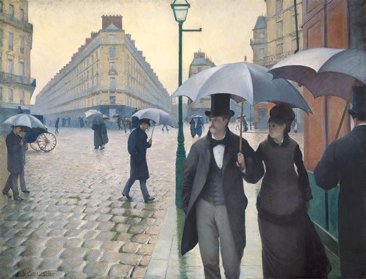 le Paris du baron Haussmann