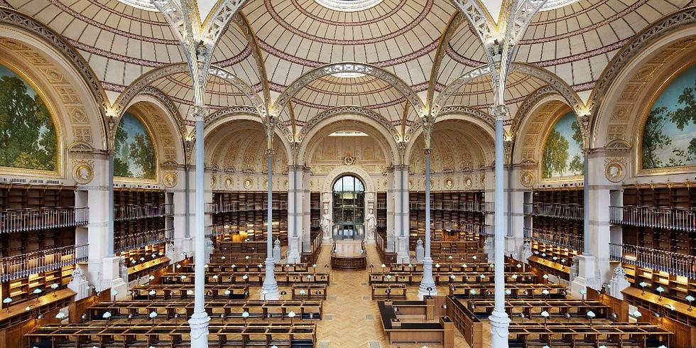 Les plus belles bibliothèques parisiennes