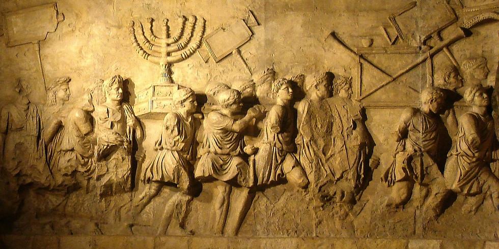 Les Juifs d'Alexandre le Grand à la destruction du Temple de Jerusalem