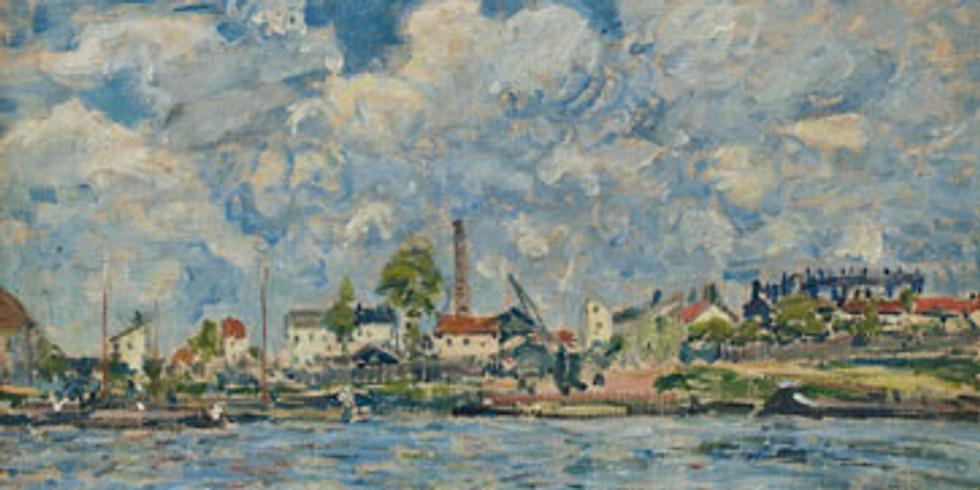 Cycle impressionniste: la Seine impressionniste de la source au Havre